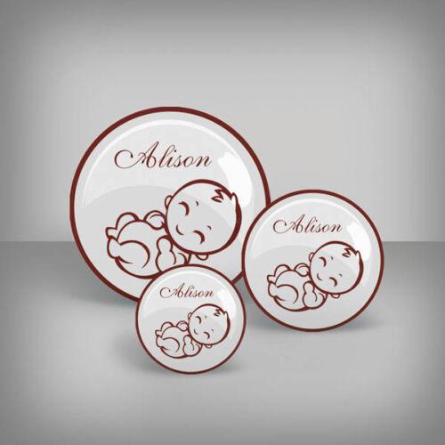 Geboorte stickers