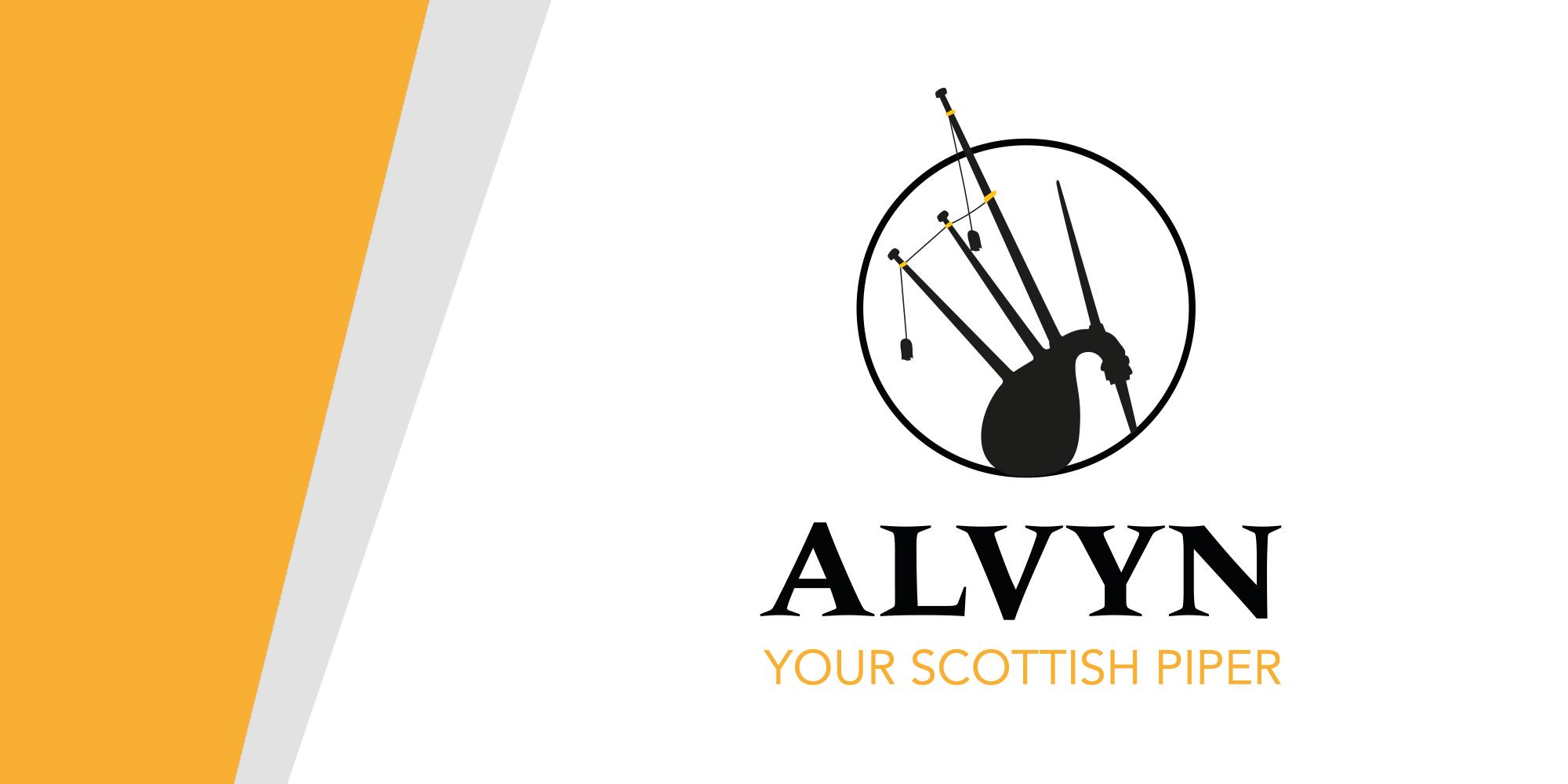 Logo - Alvyn