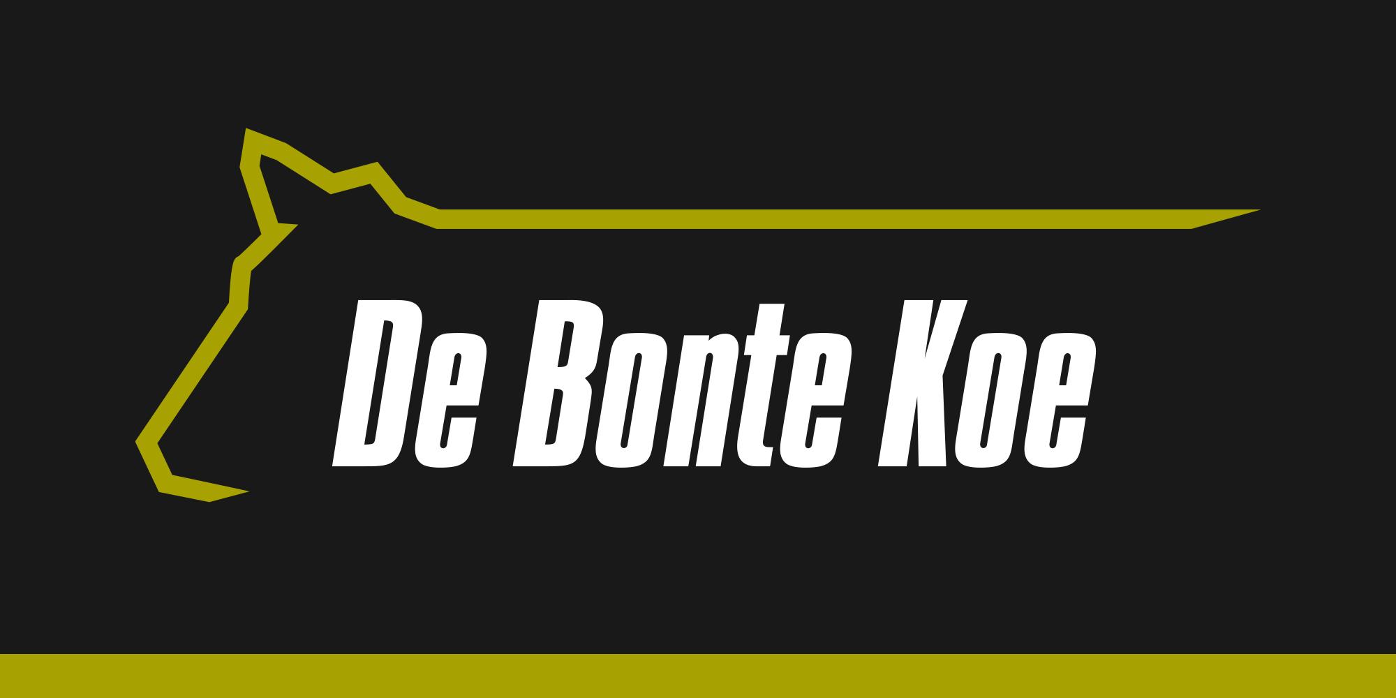 Logo - De Bonte Koe
