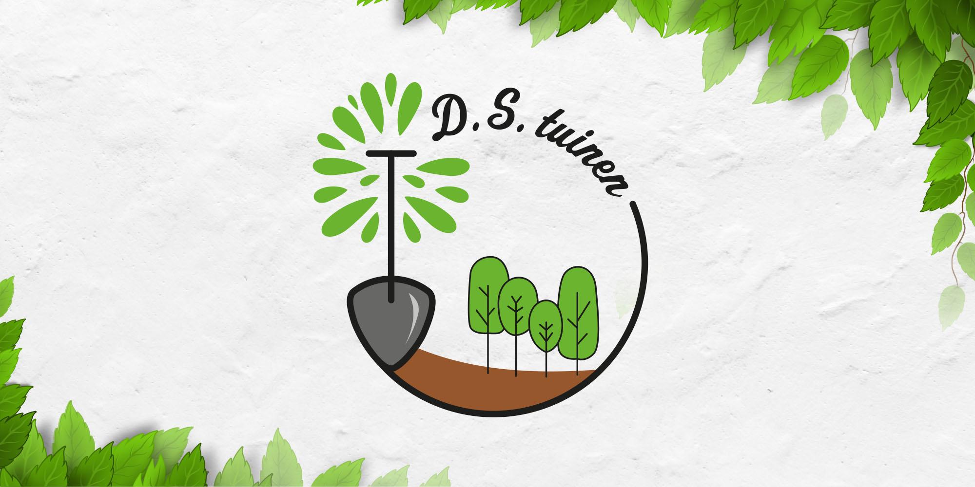 Logo - DS tuinen