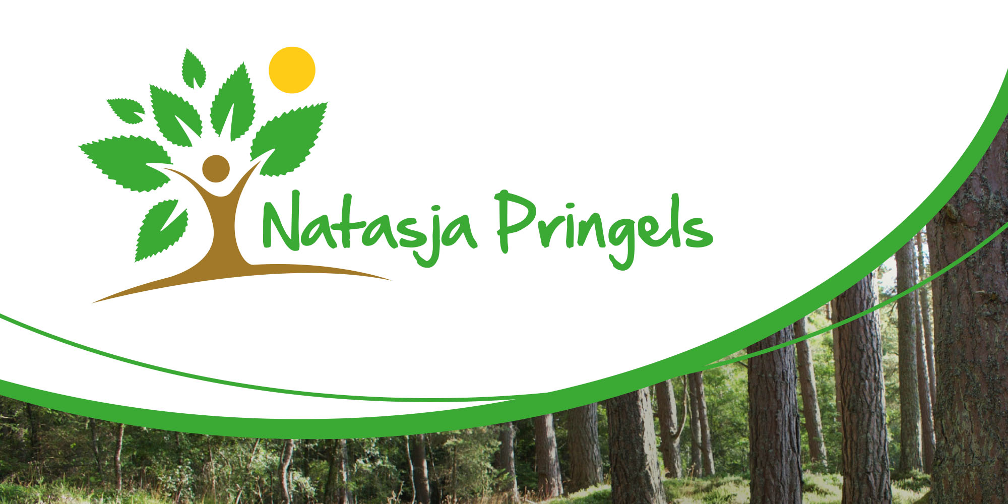 Logo - Natasja Pringels