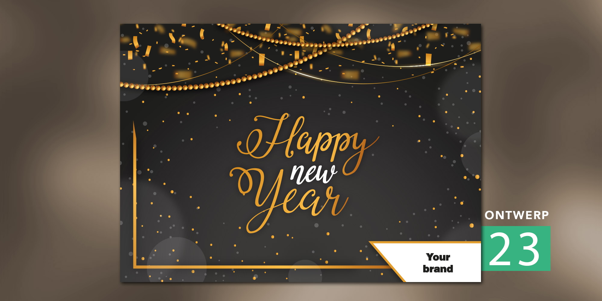 Placemats - Happy new year