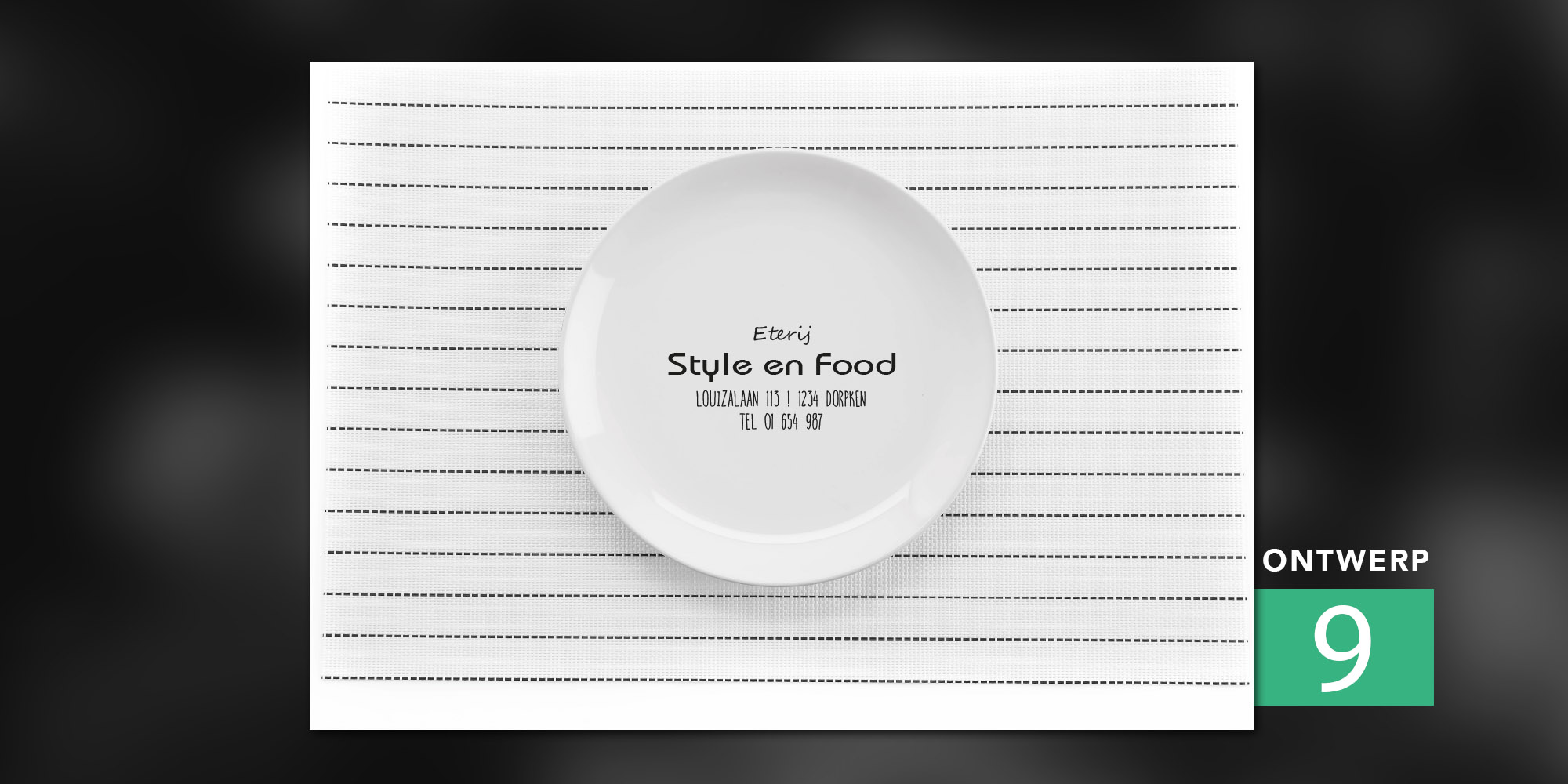 Placemats - Bord